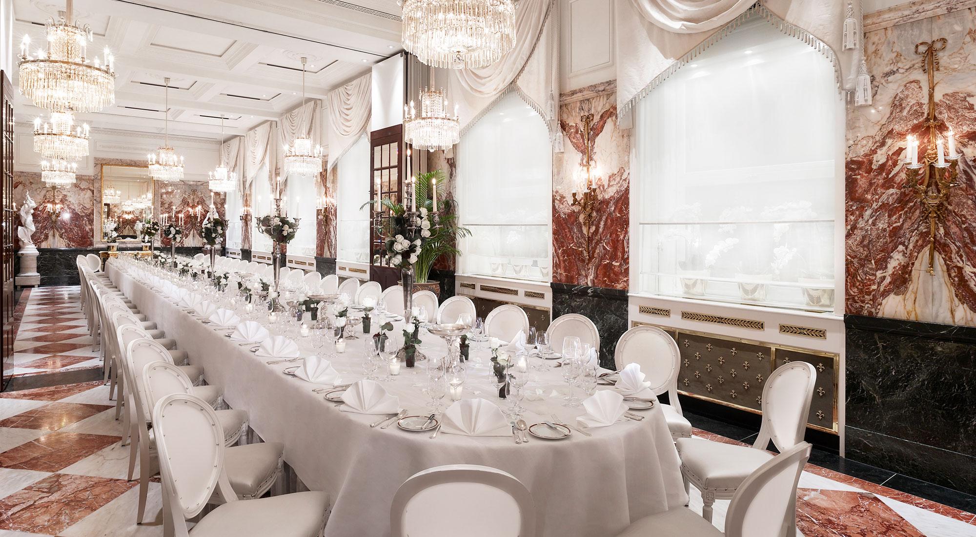 Sacher-Marmorsaal