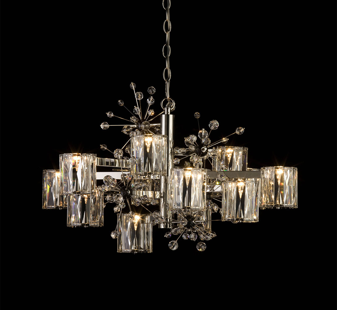 Lobmeyr lighting chandelier project and catalogue donhauser aloadofball Image collections