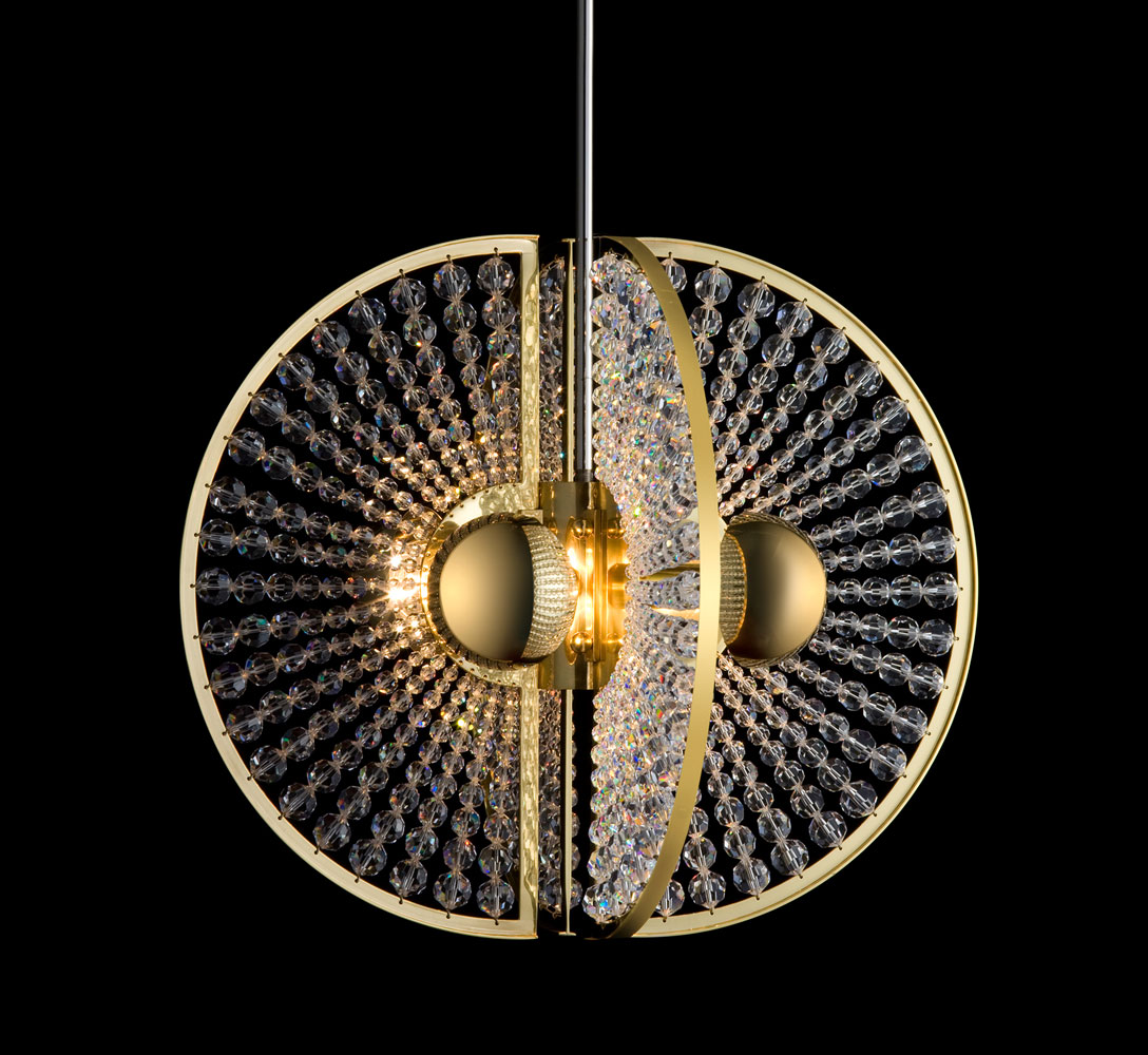 Lobmeyr lighting chandelier project and catalogue brilliant aloadofball Image collections